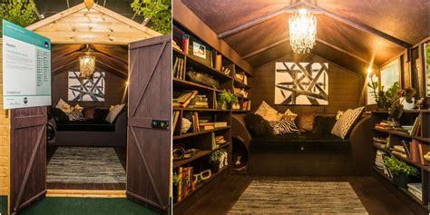 cosy  luxurious reading snug  dappled interiors wins
