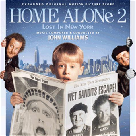 home alone 2 expanded score soundtrack 1992