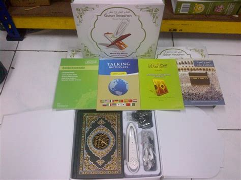Pq 05 Digital Pen Quran Alqur An Al Quran Belajar Limited al quran pen pq 15 digital e pen reader read boy bayan cordoba murah