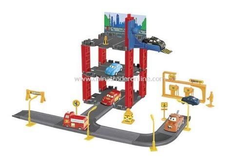 Terbaru Parking Garage Cars Sedang 660 86 dumper pedal car loader pedal car wholesale engineering vehicle novelty engineering vehicle