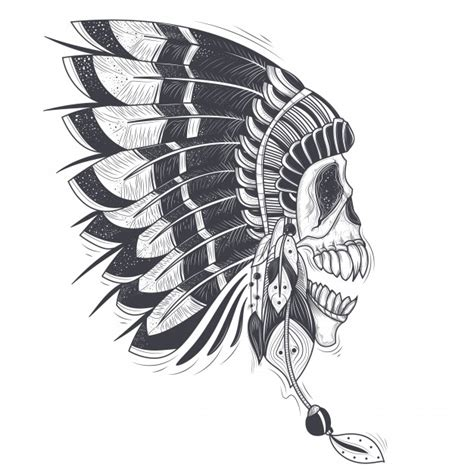 feather tattoo vector native american vectors photos and psd files free download