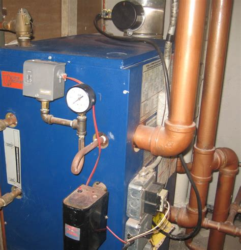 utica boiler water level   heating   wall
