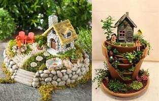 25 best miniature fairy garden ideas to beautify your