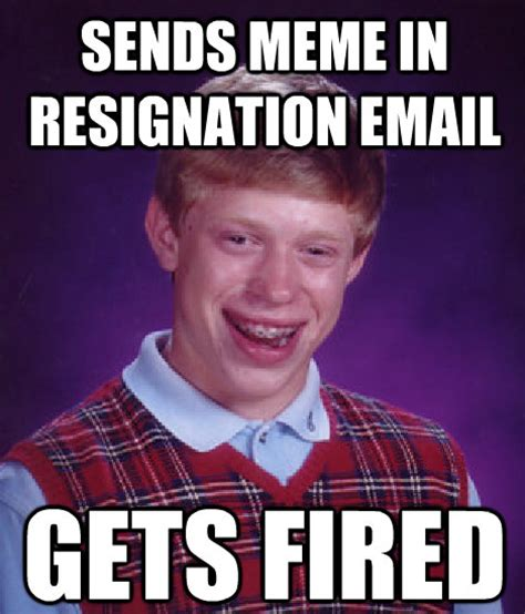 Resignation Letter Meme Summing Up A Letter Of Resignation In A Meme Page 2 Overclockers Uk Forums