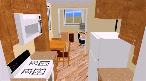 480 square foot apartment studio apartment floor plans 480 sq ft youtube