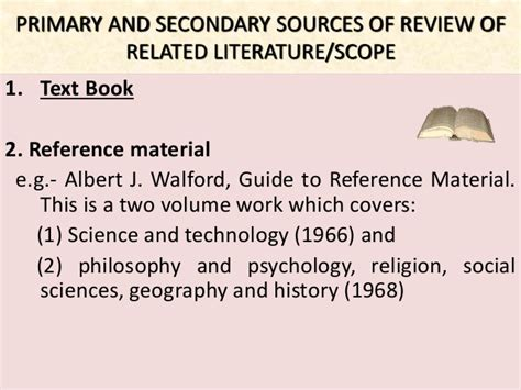 Literature Reviews Contain Two Types Of Data by Review Literature