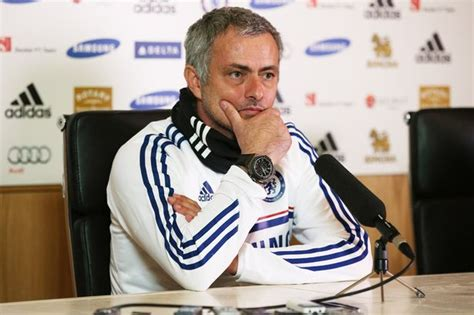 chelsea press conference chelsea s jose mourinho waiting for uefa to investigate