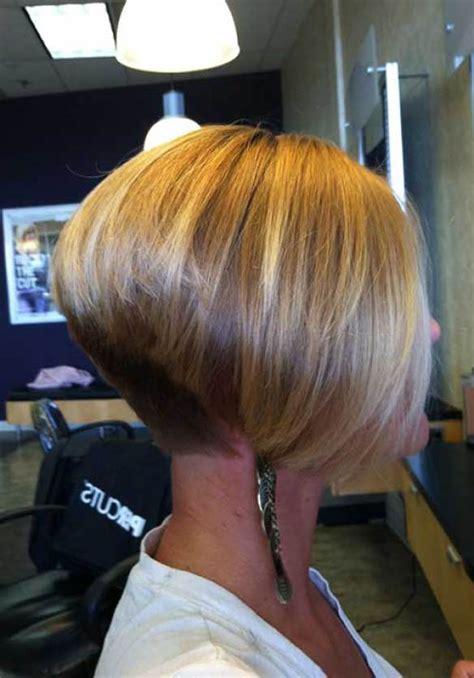 pics for gt medium length inverted bob back view short inverted bob haircut bob haircuts for fine hair