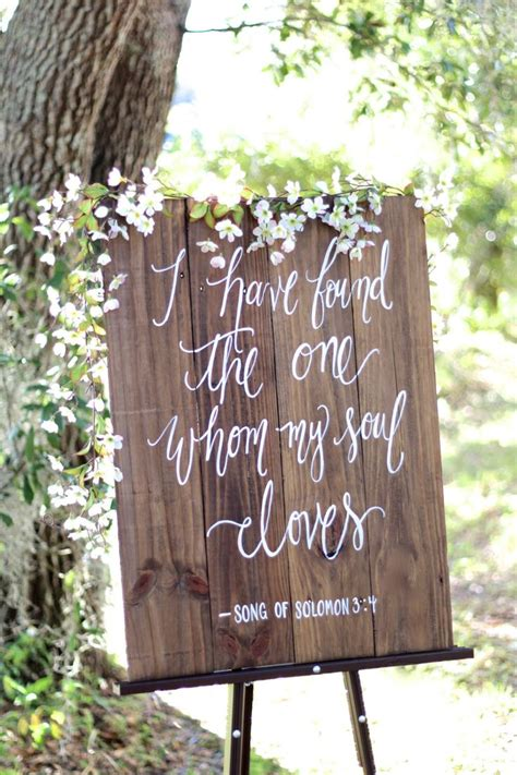 Handmade Sign Ideas - 17 best ideas about wedding signs on
