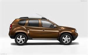 Renault Duster 2010 2010 Dacia Duster Widescreen Car Wallpaper 03 Of