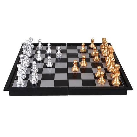 Setting Board Gold buy wholesale silver chess pieces from china silver chess pieces wholesalers aliexpress