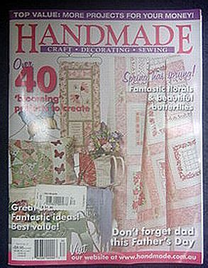 Handmade Magazine - crafts hobbies handmade magazine craft
