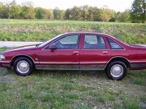 old car repair manuals 1993 chevrolet caprice classic spare parts catalogs buy used 1993 chevrolet caprice classic ls sedan 4 door 5 0l in madison missouri united states