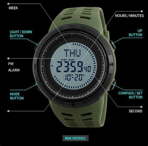 Jam Tangan Skmei Original New Trendy 2018 Original Water Resist jam tangan original toko jualan jam tangan wanita