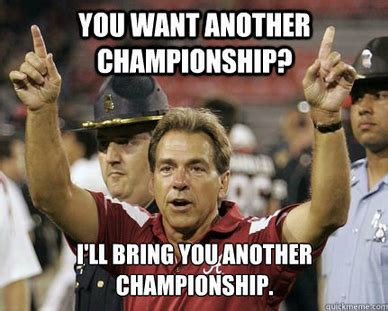 Alabama Memes - the most ridiculous sec chionship game memes circling the web this week