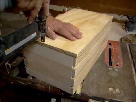 build  small wood crate youtube