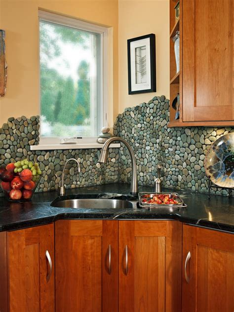 Kitchen Backsplash Material Options by 30 Trendiest Kitchen Backsplash Materials Hgtv