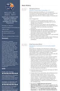 Managing Director Resume Sample managing director resume samples visualcv resume samples
