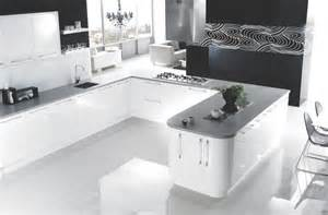 Kitchen Backsplash Height using high gloss tiles for kitchen is good interior