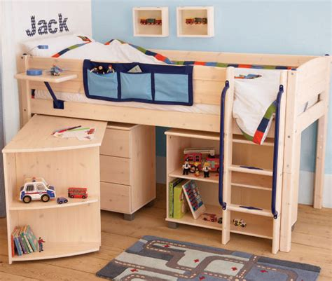 mid and high sleepers junior rooms