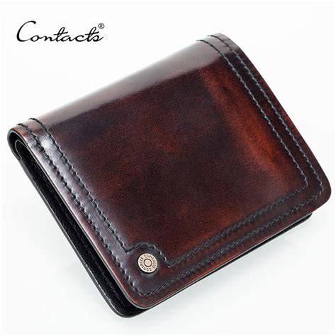 aliexpress wallet aliexpress com buy contact s small leather wallet men
