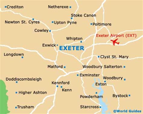 map uk exeter maps of exeter of exeter map of exeter