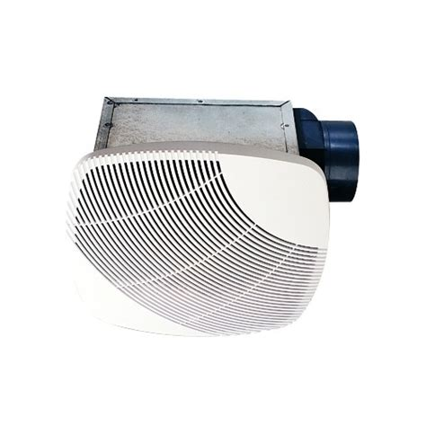 ms series 90 cfm ceiling exhaust bath fan with light