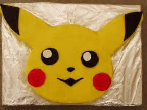 pikachu cake template pikachu cake the birthday cake i made for my s