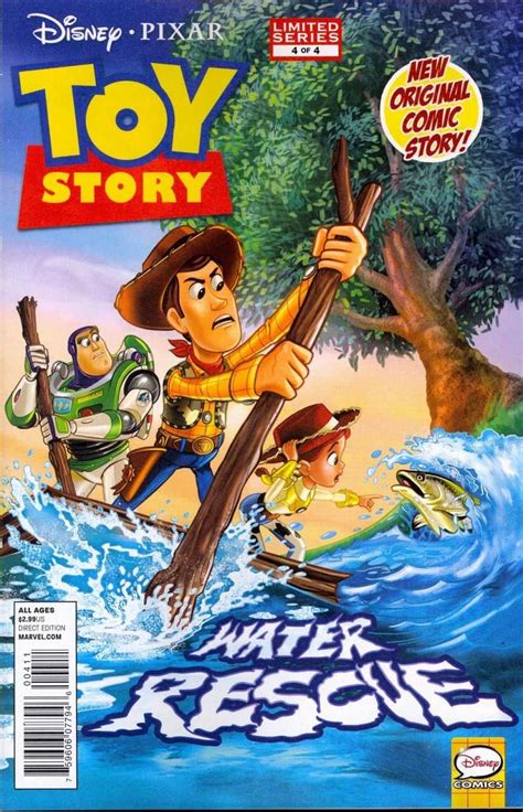 toy story 4 water rescue issue