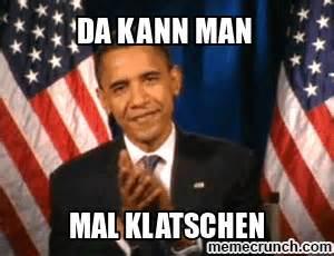 where are the obamas now da kann man mal klatschen