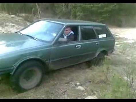 Subaru Leone Off Road Youtube