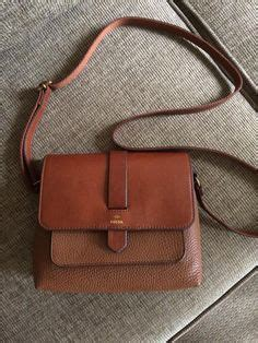 Fossil Kinley Brown Small 1000 images about purses and bags on fossil