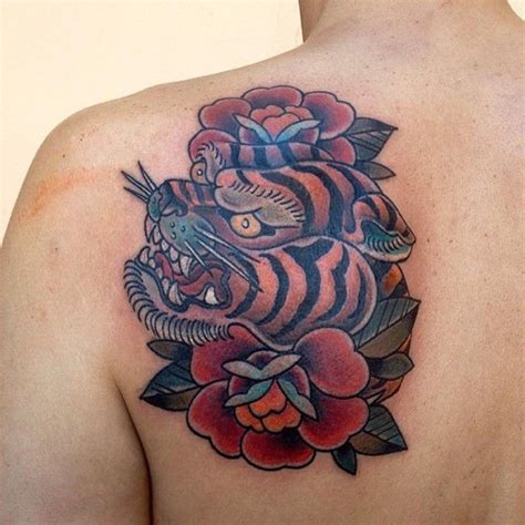 1980 tattoo designs 80 masterful tiger tattoos to make you or king of