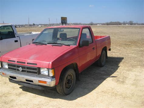 nissan truck 90s 1991 nissan