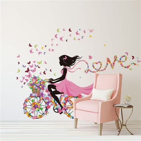 stickers chevaux pour chambre fille 1000 ideas about butterfly bedroom on pink desk ls bedroom sets and