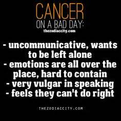 positive quotes about cancer zodiac quotesgram