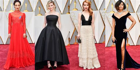 a fashion experts guide to the oscars red carpet video best dresses from the oscars red carpet 2017 academy