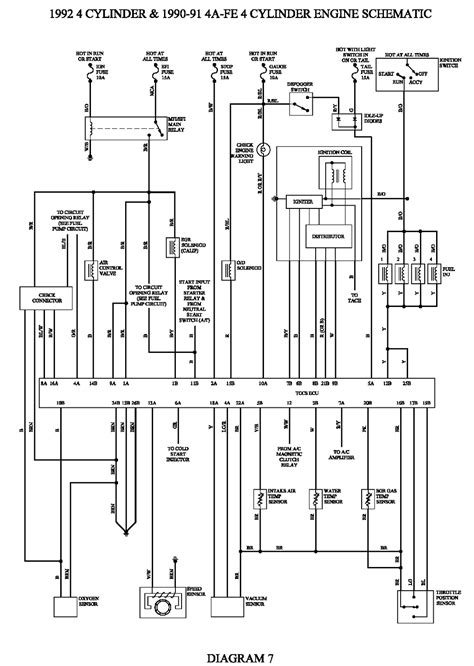 91 toyota wiring diagram toyota shock absorber replacement