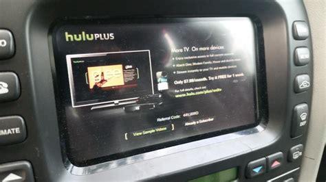 my video multimedia hub install on retrofitted sat nav