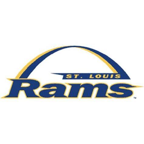 logo st design st louis rams logo iron on transfers cad 2 00