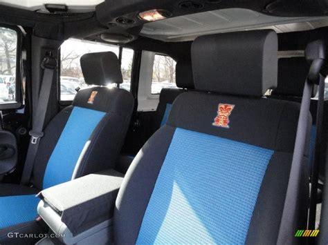 jeep islander interior 2010 jeep wrangler unlimited islander edition 4x4 interior