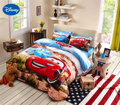 Cars Bedding Sets Lightning Mcqueen Cars Bedding Set Cotton Bedclothes