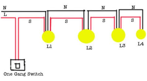 saima soomro single switch lights