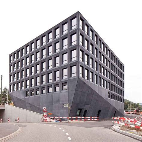 office architecture liestal office building christ gantenbein liestal