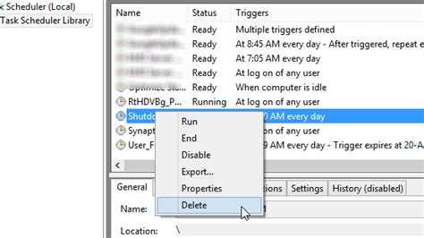 rename scheduled task in windows task scheduler rename scheduled task in windows task scheduler