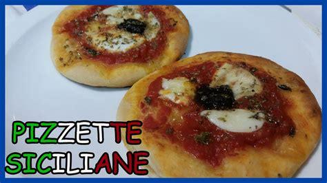 ricette tavola calda siciliana pizzette della tavola calda siciliana le ricette di z