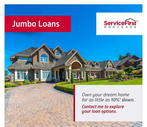 jumbo home loan the richard mortgage team