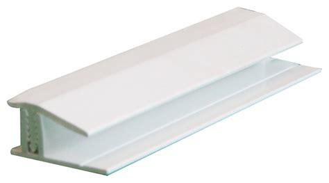 Ceiling Edge Trim Ceiling Clad Edge Trim 2 Part Tbs Polycarbonates