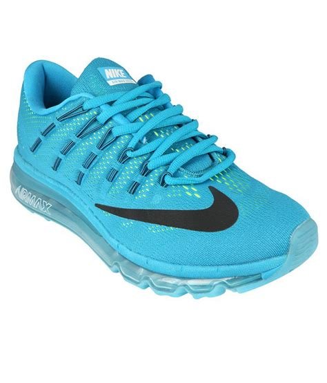 sports shoes for womens india nike airmax 2016 sky blue running sports shoes price in