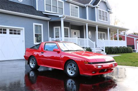 1987 mitsubishi starion esi r conquest classic mitsubishi starion conquest 1987 for sale 1987 mitsubishi starion esi r turbo 5 speed immaculate no reserve for sale mitsubishi